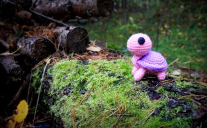 Tiny Turtle by Uncle-Sarah