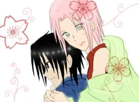 Sasusaku memories by Babu-chan
