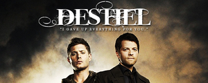 Destiel: 'Gave Up Everything' by BelovedBastet