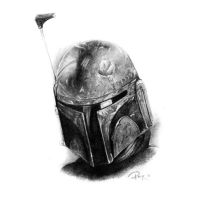 Boba Fett by reniervivas666