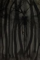 Slenderman. by Plushine