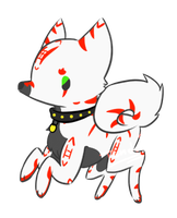 thefallencherry // Charm by TendachiPups