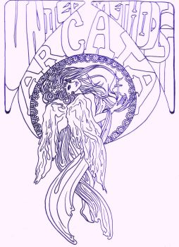 AUMC Concert Poster by limewine
