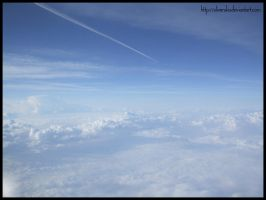 Above the clouds by aliveruka