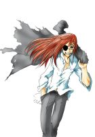 Badou from Dogs by ClassicTime