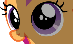 SCOOTALOO IN YO FACE!!!!!!!!! by somekindahatebreeder