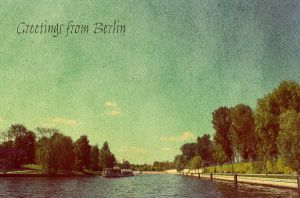 Greetings from BERLIN by ciscotjuh