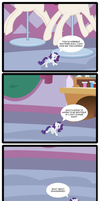 Request - Bite Sized Rarity - Panic by REPLAYMASTEROFTIME
