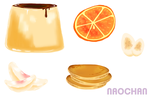 Food painting practice by solcastle