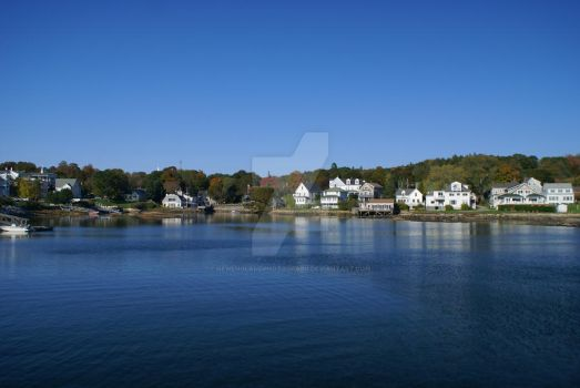 Southport, Maine by NewEnglandPhotograph