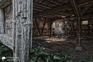 Lost Places: The Old Barn (Photo Series) 5 by RockingScorpion