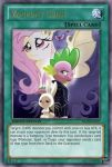 Vampony Curse (MLP): Yu-Gi-Oh! Card by PopPixieRex