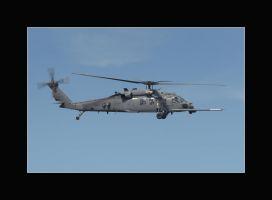 Pave Hawk by OpticaLLightspeed
