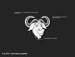 The Gnu by Momez