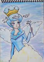 Queen Of Clouds by RingoAoi-San