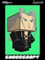 Sephiroth by Flames2Earth