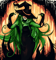 Witches Are Green by cluelesscomedy123