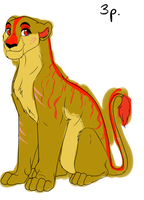 .::Lion Adopt-open::. by Nonthyl