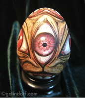 """Seraph"" Egg View 1 by Galindorf"