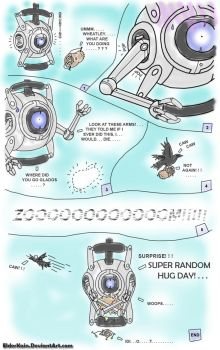 Wheatley's SUPER RHD by ElderKain