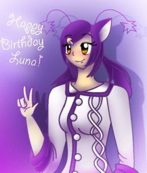 Happy Birthday Luna! by MrsMinnieMinnie123