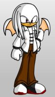 OC, Adrian the Echidna. by Rock-Raider