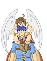 Smile Ike by SparxPunx