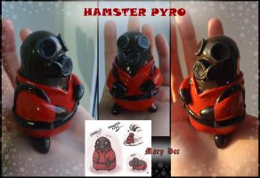 TF2 - Hamster PYRO - for SALE by MaryDec