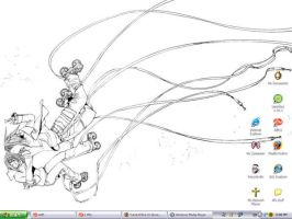 Air Gear Desktop by YunaUchiha