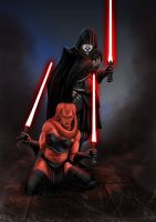 Sith Lords by Blensig