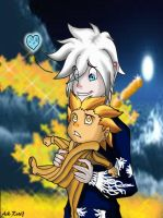 Jack and Sandy by FairyTail06