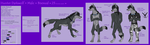 Hunter 2014 Reference Sheet by HunterDarkWolf