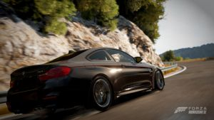 BMW F32 M4 (Sun) by RZ-028-Hellblaze