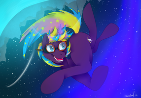 Fly Beyond the Stars by Cynder18
