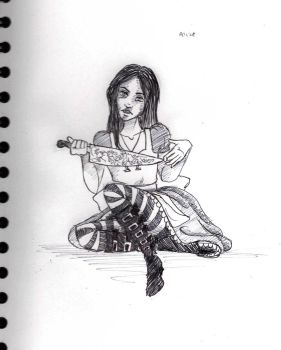 Alice Madness Returns by Anxbel