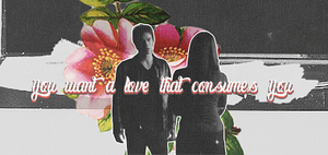you want a love that consumes you by sourissou