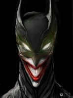 Batjoker by MrRedButcher