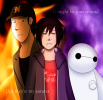 BH6 - It Might be your Wound... by gabrielcic