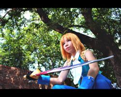 Dissidia: I'll take you on by Kynkyn