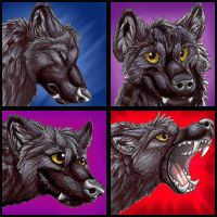 WestlyWolf LJ icon set by Nashoba-Hostina