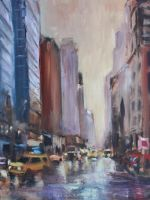 NYC by Wulff-Arts