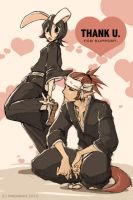 Bleach - Thank U for support by pandabaka
