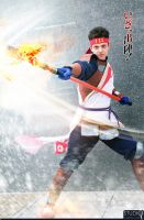 SW3 Sanada Yukimura Cosplay V2 by chinsoon