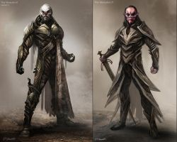 Thor2 Marauders Designs by JSMarantz