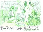 A Green Day For The Fearsome Creatures by Josiah-Shockency-JCS