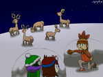 MMMD Mission DE02: Dashing Through the Snow by ctjamjelly