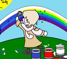 Russia: Paint The Rainbow by Teddie-Chan