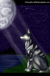 Entry to art contest on CS by Wolvesftw190