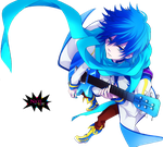 Kaito Render by Lucarity