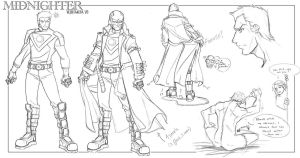 Midnighter model sheet by vejiicakes